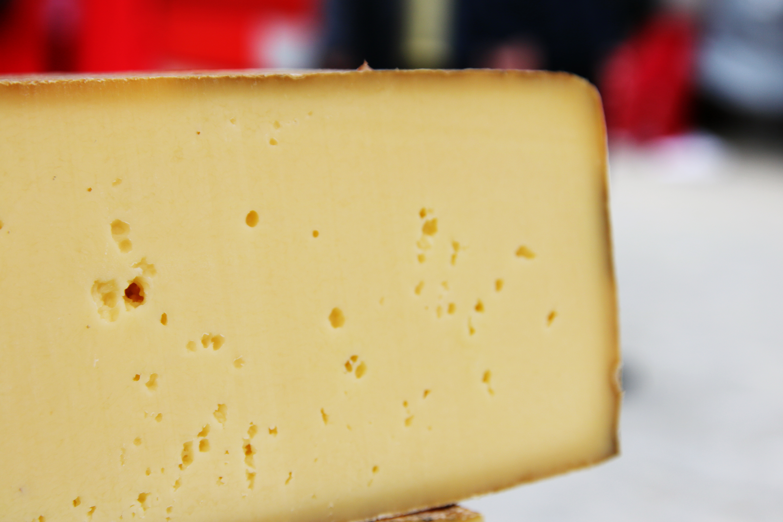 Brânză maturată nature